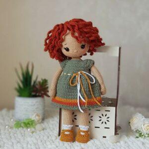 Boneca Susha Amigurumi- Receitas de Amigurumi em portugues
